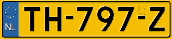 TH797Z - Renault Clio
